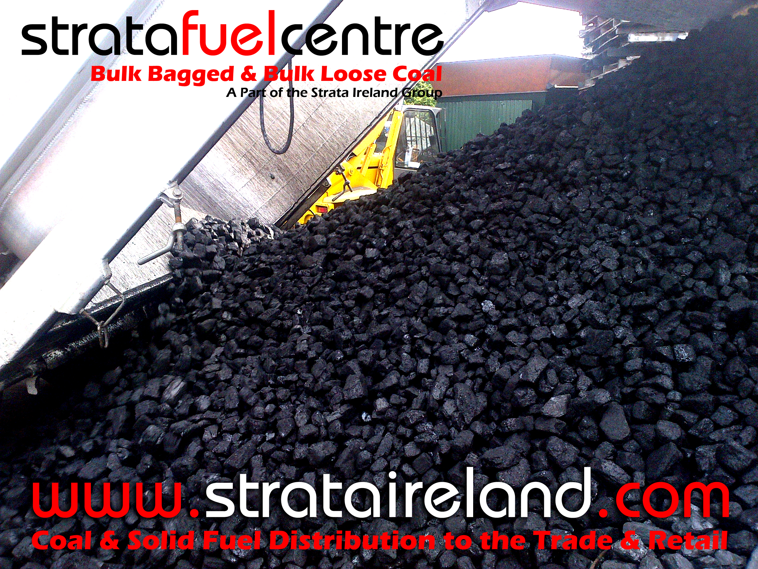 Strata Fuel Centre Bulk Loose Coal