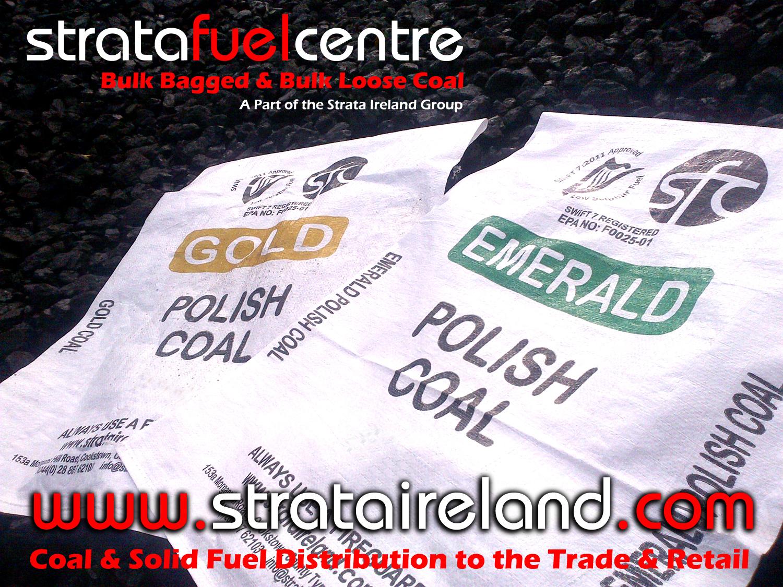Strata Fuel Centre Coal Bags