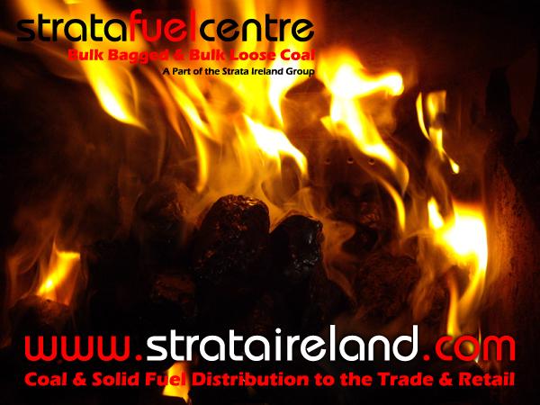 Strata Fuel Centre Coal on Fire