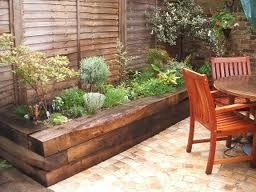 The strata group railway sleepers solid fuels for Garden designs using railway sleepers